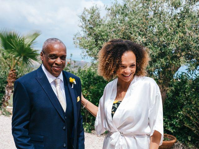 Il matrimonio di Mattew e Lauren a Savoca, Messina 12