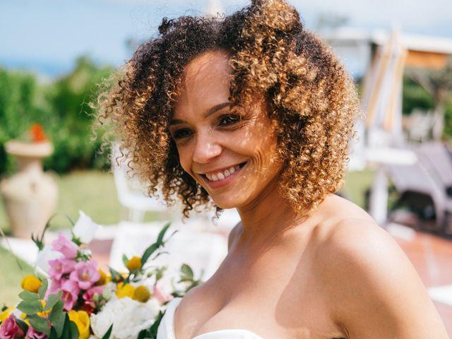 Il matrimonio di Mattew e Lauren a Savoca, Messina 18