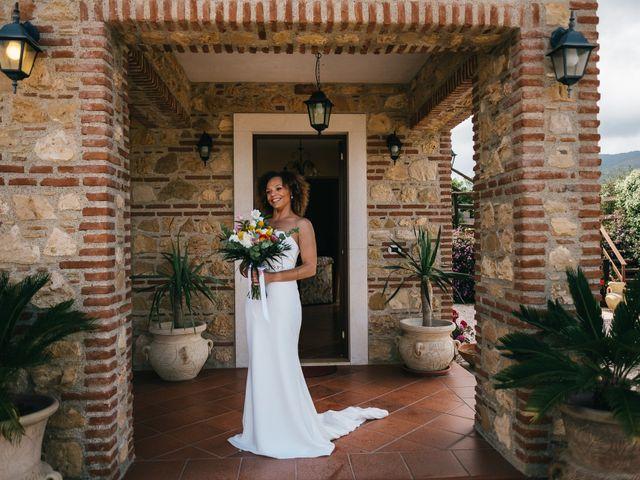 Il matrimonio di Mattew e Lauren a Savoca, Messina 19