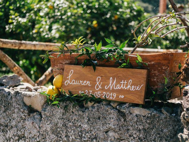 Il matrimonio di Mattew e Lauren a Savoca, Messina 23