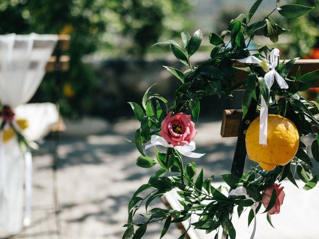 Il matrimonio di Mattew e Lauren a Savoca, Messina 1