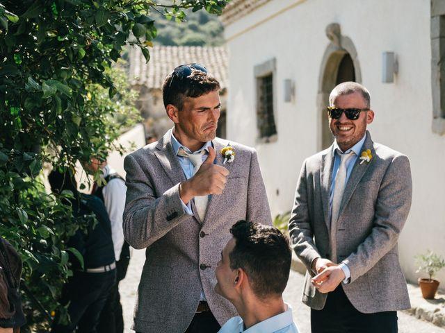 Il matrimonio di Mattew e Lauren a Savoca, Messina 27