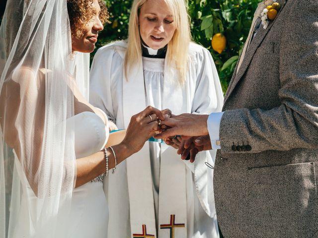 Il matrimonio di Mattew e Lauren a Savoca, Messina 30