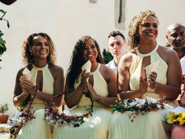 Il matrimonio di Mattew e Lauren a Savoca, Messina 31