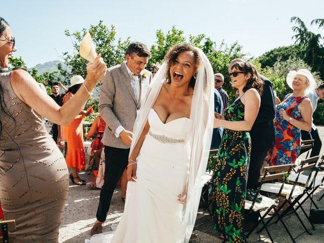 Il matrimonio di Mattew e Lauren a Savoca, Messina 33