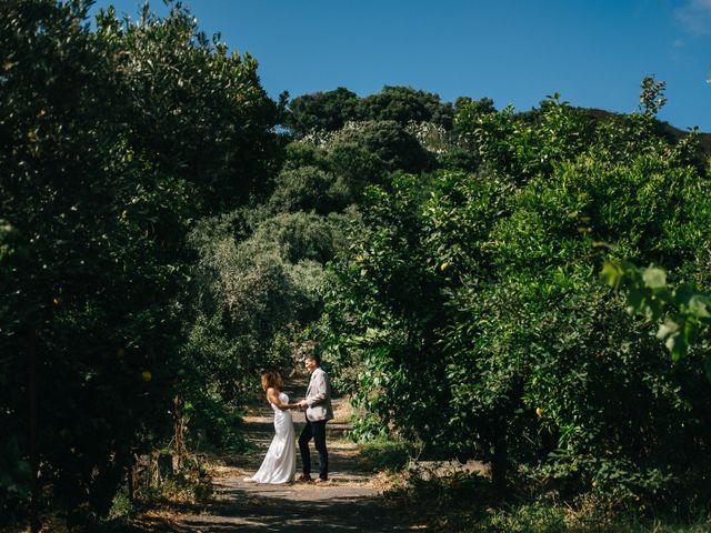 Il matrimonio di Mattew e Lauren a Savoca, Messina 35