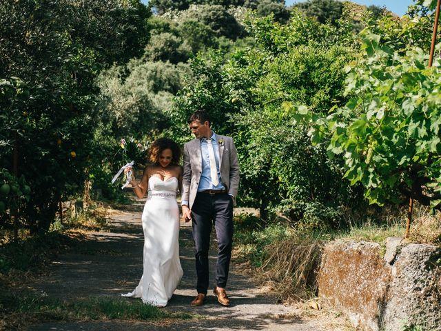Il matrimonio di Mattew e Lauren a Savoca, Messina 38