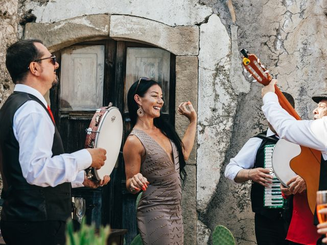 Il matrimonio di Mattew e Lauren a Savoca, Messina 39