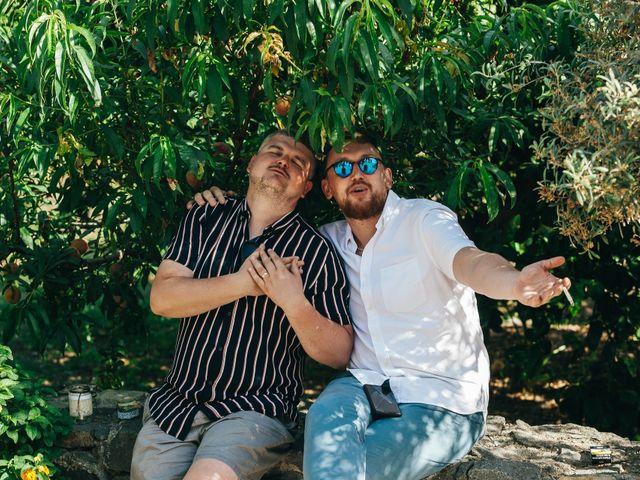 Il matrimonio di Mattew e Lauren a Savoca, Messina 40