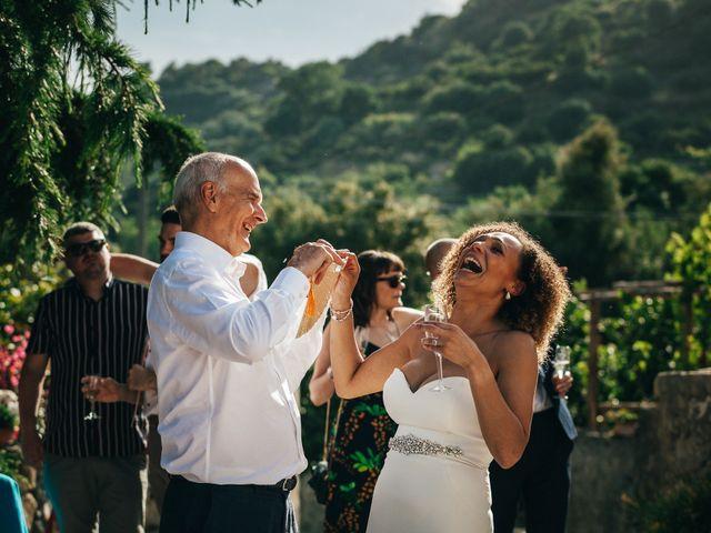 Il matrimonio di Mattew e Lauren a Savoca, Messina 41