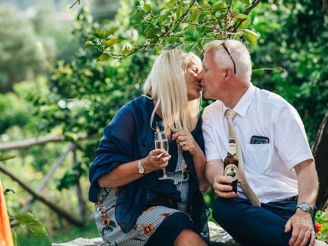 Il matrimonio di Mattew e Lauren a Savoca, Messina 42