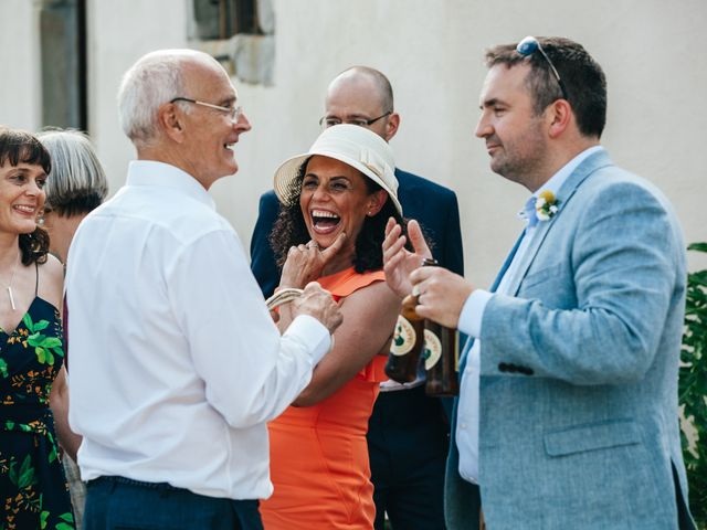 Il matrimonio di Mattew e Lauren a Savoca, Messina 43