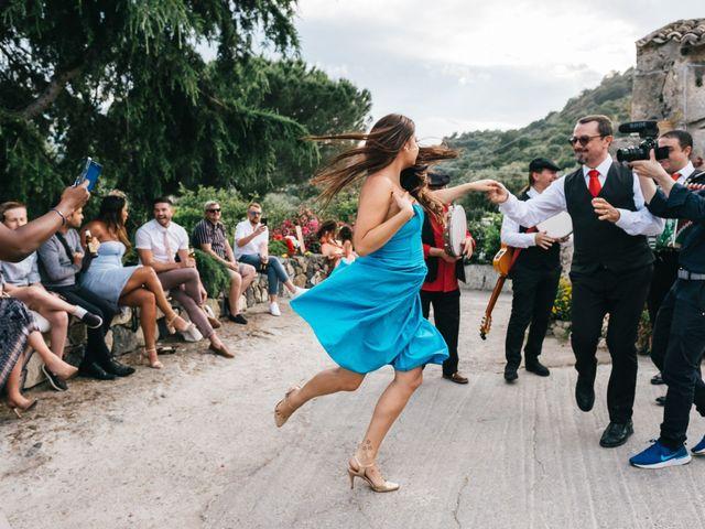 Il matrimonio di Mattew e Lauren a Savoca, Messina 47