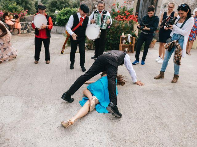 Il matrimonio di Mattew e Lauren a Savoca, Messina 48