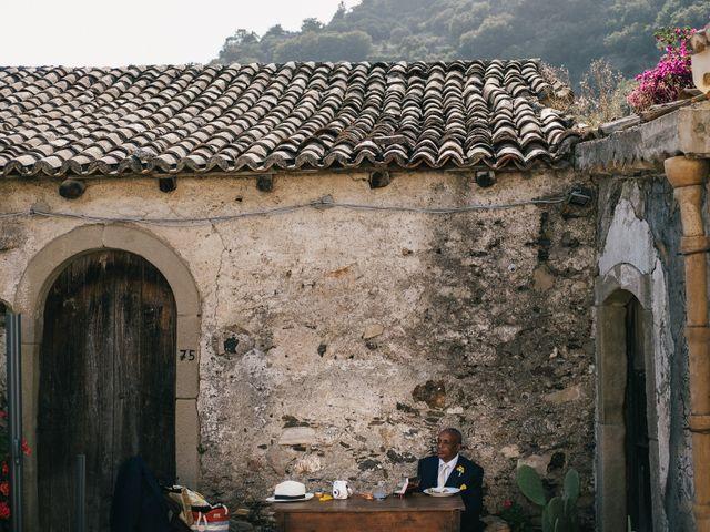 Il matrimonio di Mattew e Lauren a Savoca, Messina 50