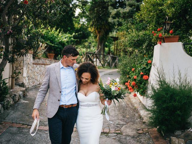 Il matrimonio di Mattew e Lauren a Savoca, Messina 51