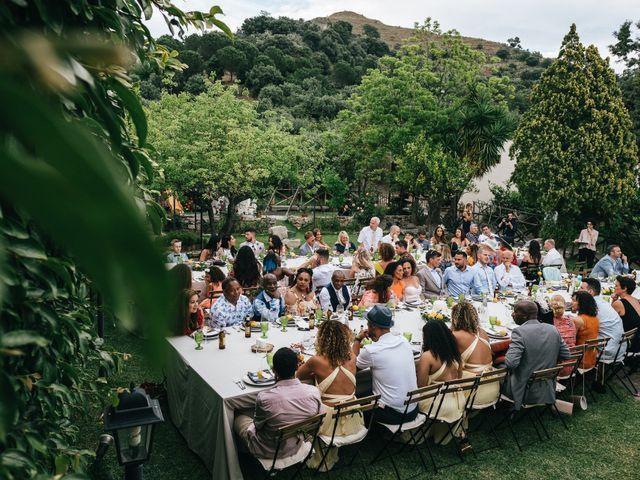 Il matrimonio di Mattew e Lauren a Savoca, Messina 58