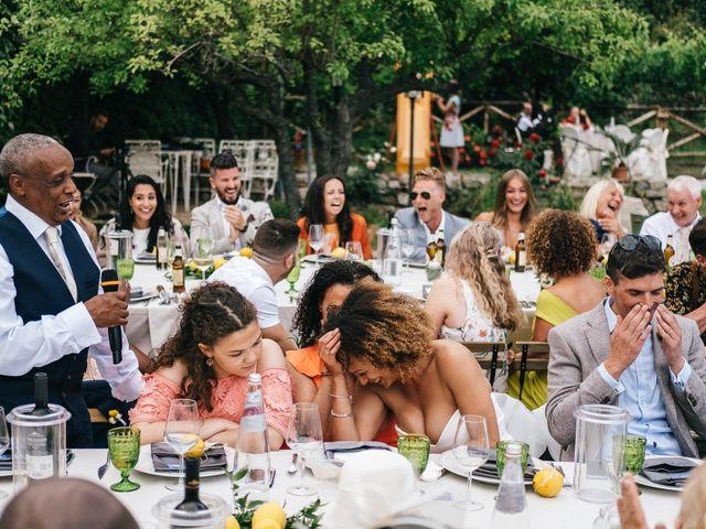 Il matrimonio di Mattew e Lauren a Savoca, Messina 60