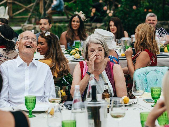 Il matrimonio di Mattew e Lauren a Savoca, Messina 61