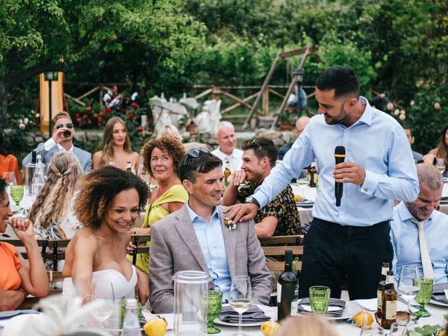 Il matrimonio di Mattew e Lauren a Savoca, Messina 62