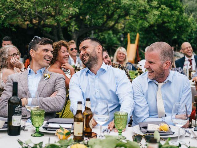 Il matrimonio di Mattew e Lauren a Savoca, Messina 63