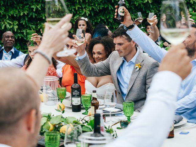 Il matrimonio di Mattew e Lauren a Savoca, Messina 68