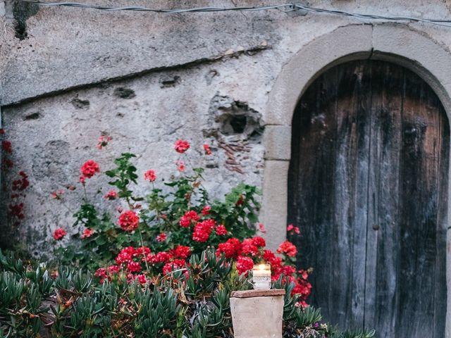 Il matrimonio di Mattew e Lauren a Savoca, Messina 76