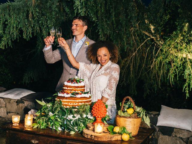 Il matrimonio di Mattew e Lauren a Savoca, Messina 80