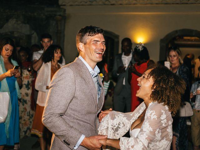 Il matrimonio di Mattew e Lauren a Savoca, Messina 84