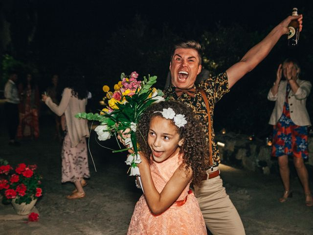 Il matrimonio di Mattew e Lauren a Savoca, Messina 86