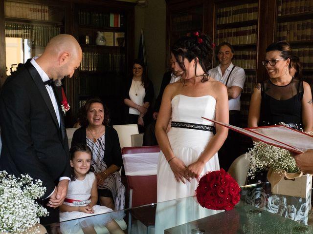 Il matrimonio di Federico e Elisa a Certaldo, Firenze 11
