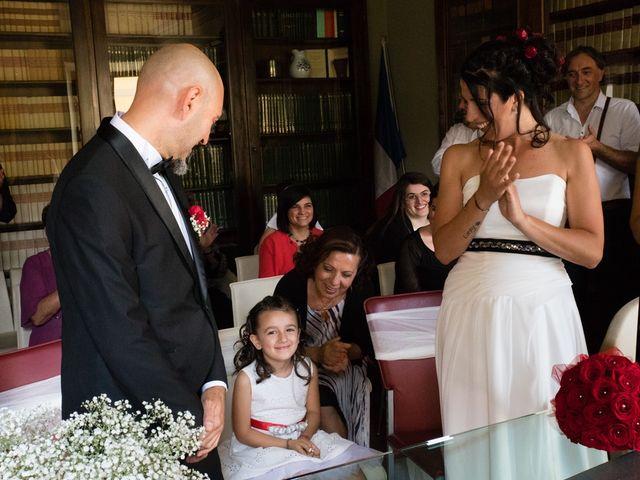 Il matrimonio di Federico e Elisa a Certaldo, Firenze 12