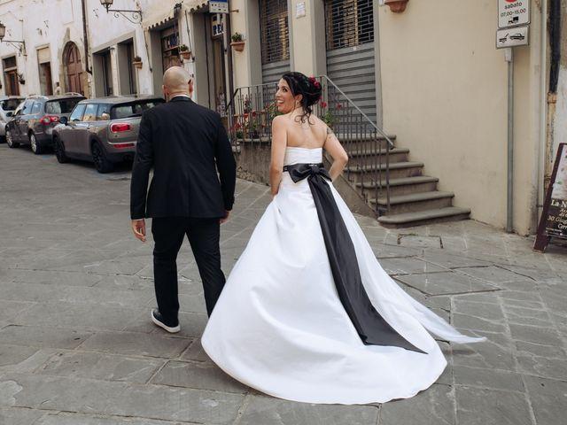 Il matrimonio di Federico e Elisa a Certaldo, Firenze 17