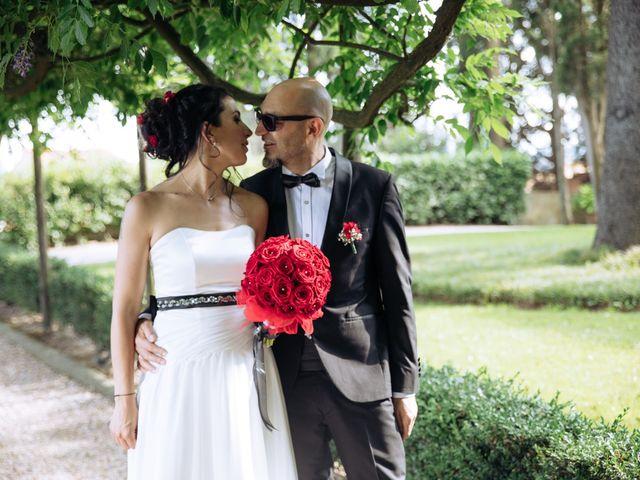 Il matrimonio di Federico e Elisa a Certaldo, Firenze 20