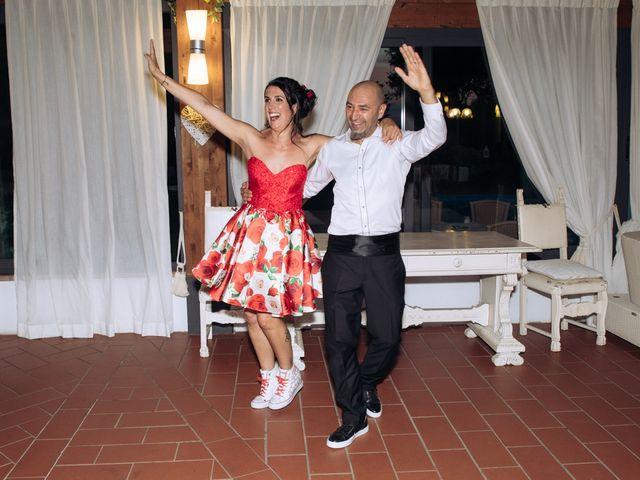 Il matrimonio di Federico e Elisa a Certaldo, Firenze 23