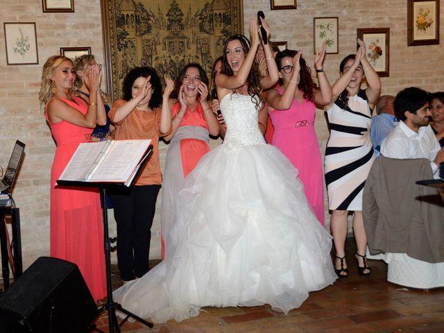 Il matrimonio di Matteo e Eleonora a Camerino, Macerata 2