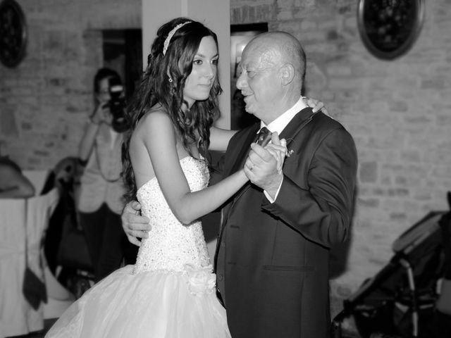 Il matrimonio di Matteo e Eleonora a Camerino, Macerata 3