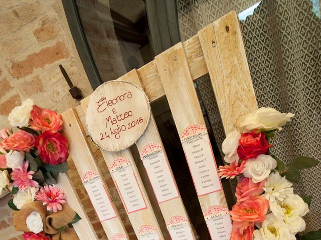 Il matrimonio di Matteo e Eleonora a Camerino, Macerata 5