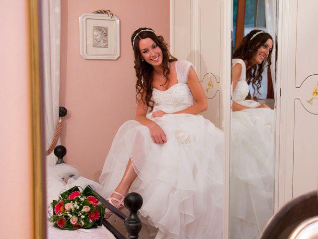 Il matrimonio di Matteo e Eleonora a Camerino, Macerata 8