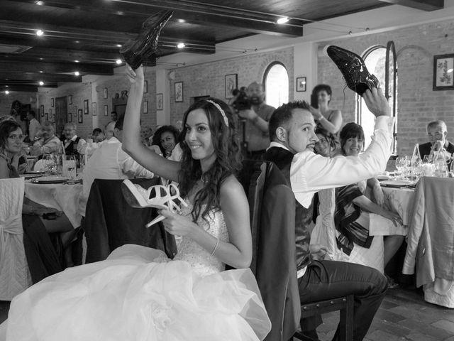 Il matrimonio di Matteo e Eleonora a Camerino, Macerata 10