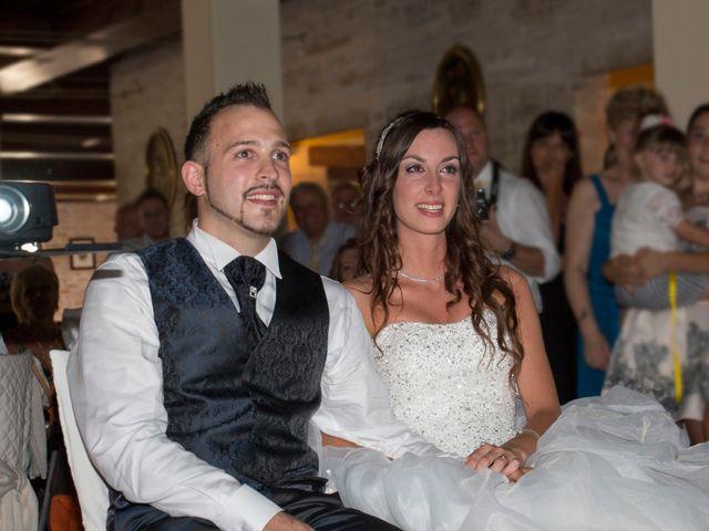 Il matrimonio di Matteo e Eleonora a Camerino, Macerata 13