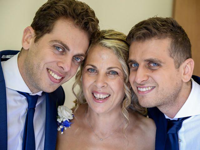 Il matrimonio di Angelo e Isabella a Monza, Monza e Brianza 2