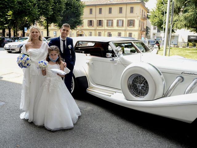 Il matrimonio di Angelo e Isabella a Monza, Monza e Brianza 6
