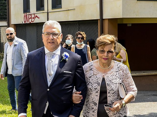 Il matrimonio di Angelo e Isabella a Monza, Monza e Brianza 7