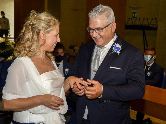 Il matrimonio di Angelo e Isabella a Monza, Monza e Brianza 11