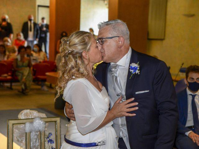 Il matrimonio di Angelo e Isabella a Monza, Monza e Brianza 12