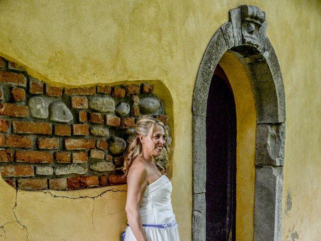 Il matrimonio di Angelo e Isabella a Monza, Monza e Brianza 17