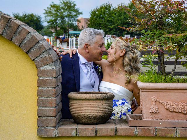 Il matrimonio di Angelo e Isabella a Monza, Monza e Brianza 35