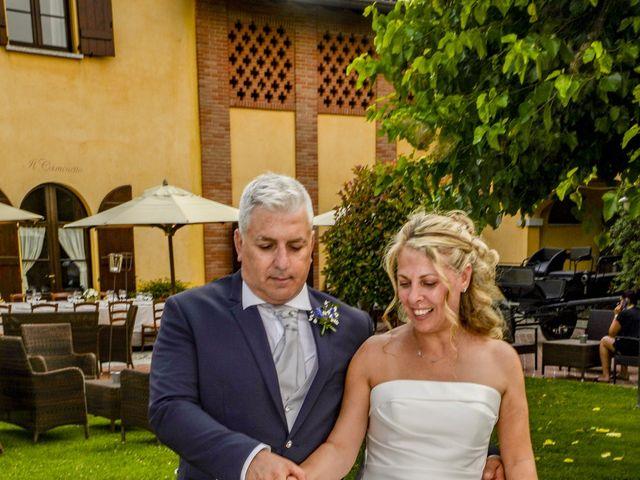 Il matrimonio di Angelo e Isabella a Monza, Monza e Brianza 39