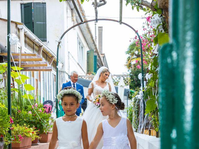 Il matrimonio di Davide e Luana a Lido di Venezia, Venezia 30